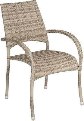 Olwen Ocean Fiji Outdoor Stacking Armchair image 8