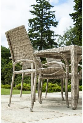 Olwen Ocean Fiji Outdoor Stacking Armchair image 10