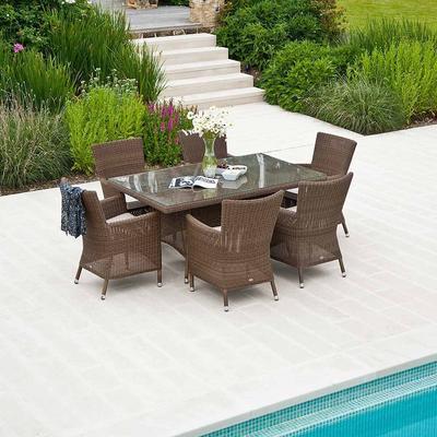 Sheena San Marino Squared Top Garden Armchair