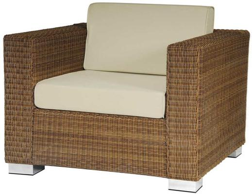 Solange San Marino Lounge Garden Chair With Cushion image 2