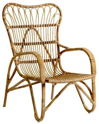 Bloomingville Rattan Chair image 2