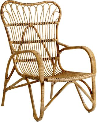 Bloomingville Rattan Chair image 3