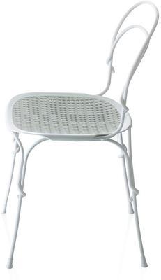 Magis Retro Garden Shiny Chair Black or White