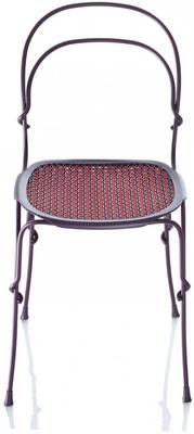 Magis Retro Garden Shiny Chair Black or White image 3
