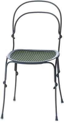 Magis Retro Garden Shiny Chair Black or White image 6