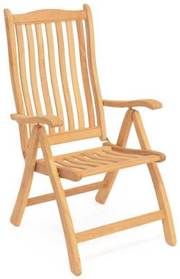 Roble Ascot Reclining Garden Chair image 4