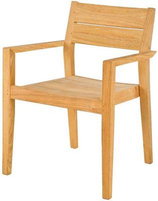Roble Stacking Garden Armchair image 3