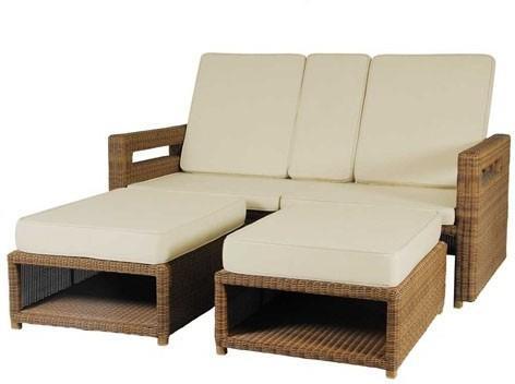 San Marino Lovers Reclining Sofa image 2