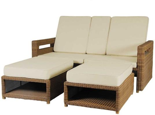 San Marino Lovers Reclining Sofa image 3