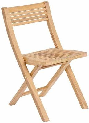 Low Roble Folding Garden Chair image 2
