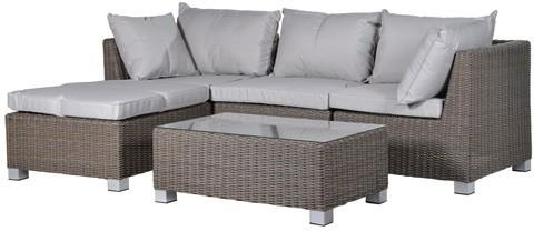 Rattan Outdoor Living Set image 2