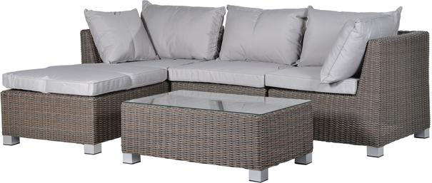 Rattan Outdoor Living Set image 3