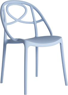 Etoile Side Chair Contemporary Stacking Design image 7