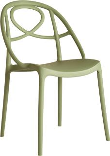 Etoile Side Chair Contemporary Stacking Design image 10