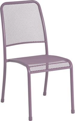 Portofino Metal Mesh Stacking Side Garden Chair image 9