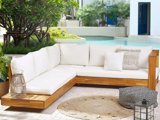 MARETTIMO 2 Piece Garden Sofa with Side Table image 2