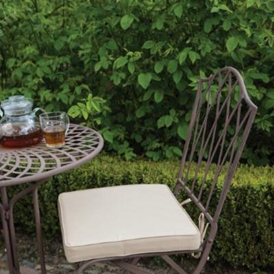 Vintage Rectory Metal Folding Garden Chair image 6