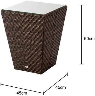 Oksana Ocean Maldives Outdoor Side Table image 2