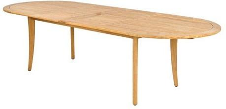 Roble Extending Garden Dining Table image 2