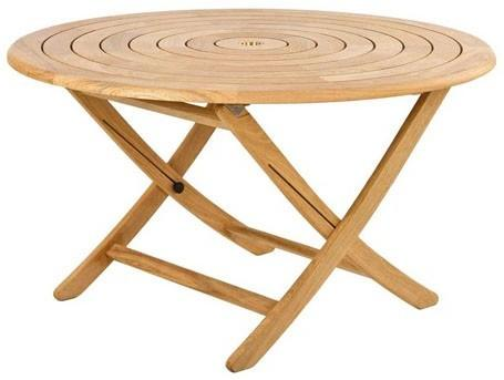 Roble Bengal Folding Dining Table image 2