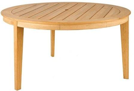 Roble Round Dining Table - 2 sizes image 6