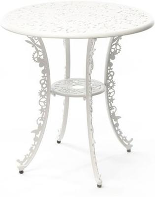 Seletti Industrial Round Garden Table Intricate Design image 10