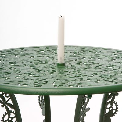 Seletti Industrial Round Garden Table Intricate Design image 16