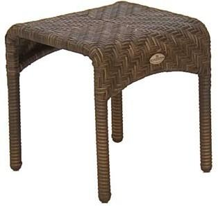 Ocean Fiji Outdoor Rattan Side Table image 2
