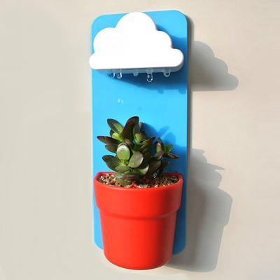 Rainy Pot - Blue
