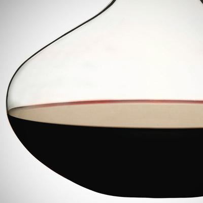 Sagaform Wine Carafe with Oak Stopper image 3