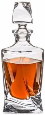 Bohemia Quadro Spirits Decanter 500ml
