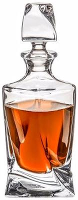 Bohemia Quadro Spirits Decanter 500ml image 2