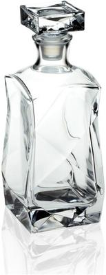 Curvy Glass Decanter 750ml image 2