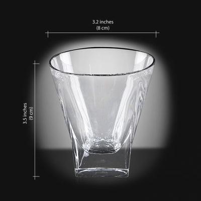 Rcr Fusion 6 Crystal Tumblers 200ml image 3