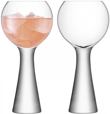 LSA Moya Wine Balloon Glasses - Set of 2