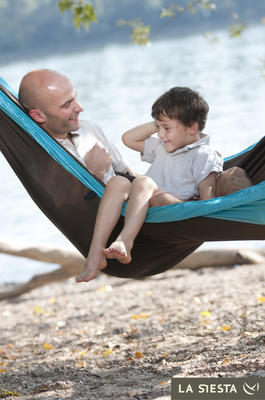 Double Colibri Travel Hammock image 3