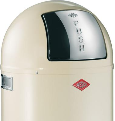 Wesco Pushboy Bin (Almond) image 2