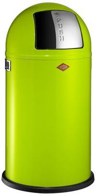 Wesco Pushboy Bin (Lime Green)