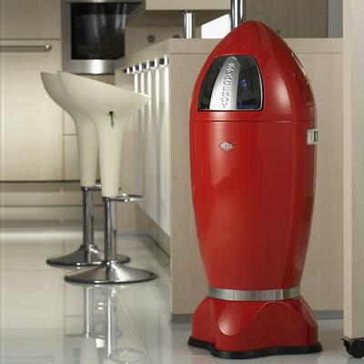 Wesco Spaceboy XL Bin - Red image 2