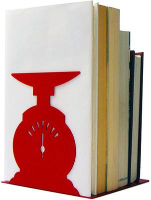 Kitchen Scales Bookend [D]
