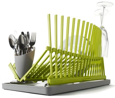 High And Dry Dishrack White