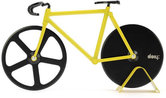 Fixie Pizza Cutter - Bumblebee Bike image 4