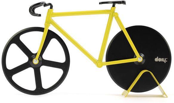 Fixie Pizza Cutter - Bumblebee Bike image 4