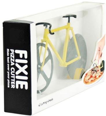 Fixie Pizza Cutter - Bumblebee Bike image 5