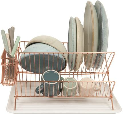 Present Time Copper Wire Dish Rack image 4