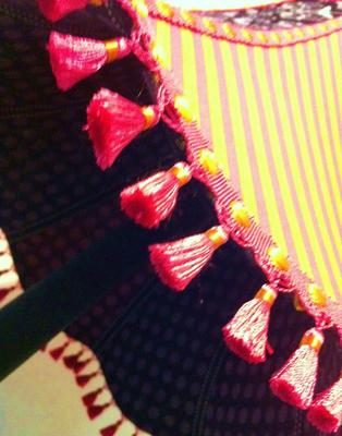 Candy Vamp lampshade image 3