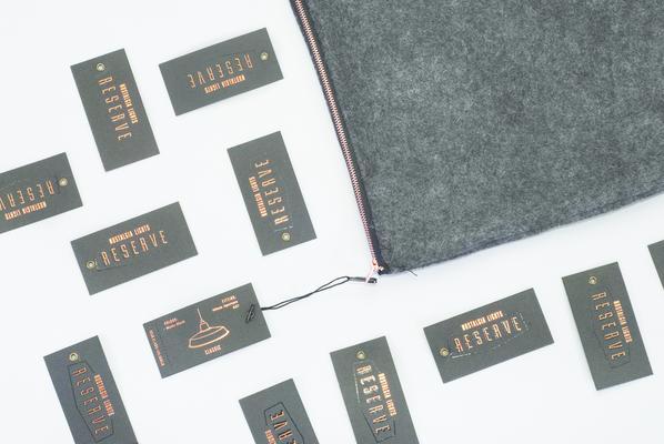 NL Reserve Miniature Angled Cloche Lamp Shade - Matte Black image 4