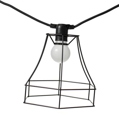 Seletti Wire Frame Bell Lampshade image 13