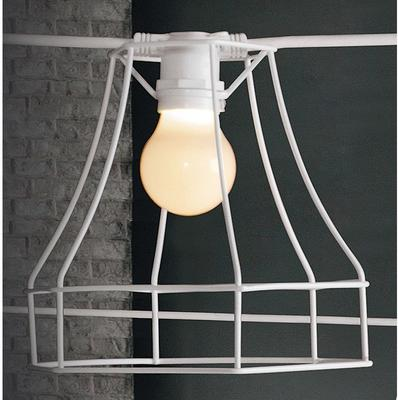 Wire Frame Bell Lampshade image 16