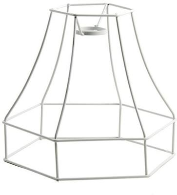 Wire Frame Bell Lampshade image 17